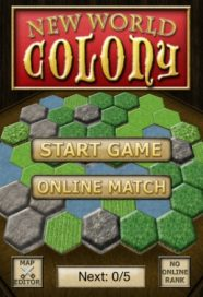 iPhone Games – New World Colony – ein Test