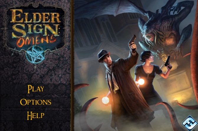 iPhone Games – Elder Sign: Omens – ein kurzer Test