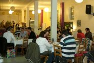Pegasus Spiele-Clug-Tag im Mehr-generationenhaus in Frankfurt