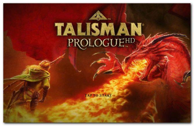 Talisman Prologue HD jetzt im App Store verfügbar