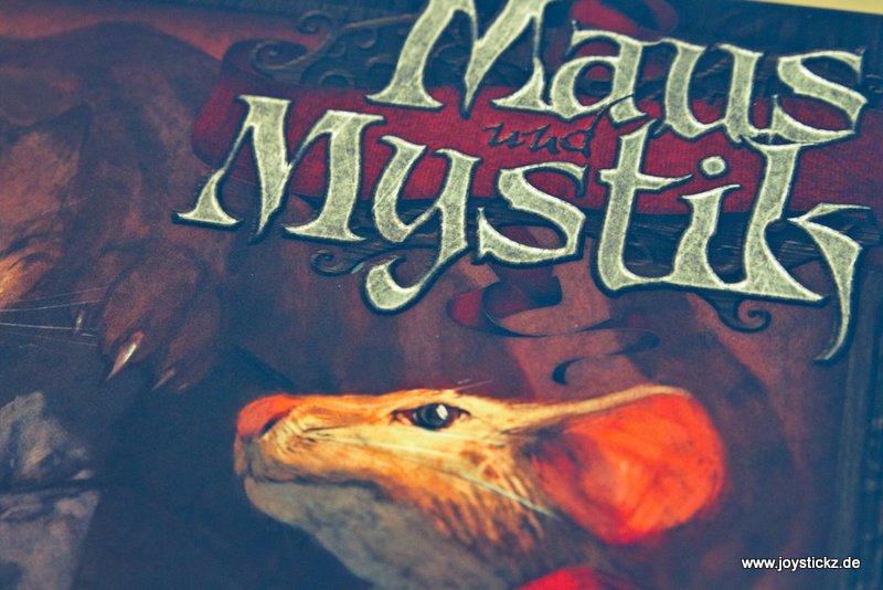 Maus und Mystik – ein kurzes Review