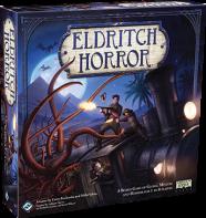 Eldritch Horror – Die Großen Alten stellen sich vor