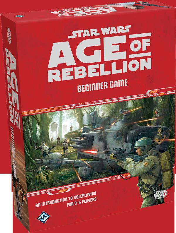 Nach Edge of the Empire nun Age of Rebellion