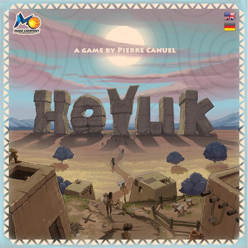 Hoyuk – Die Jungsteinzeit startet bald wieder auf Kickstarter