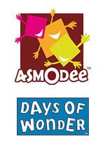 Asmodee: Und jetzt auch noch Days of Wonder