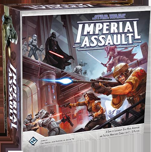 Mountains of Madness und Imperial Assault angekündigt