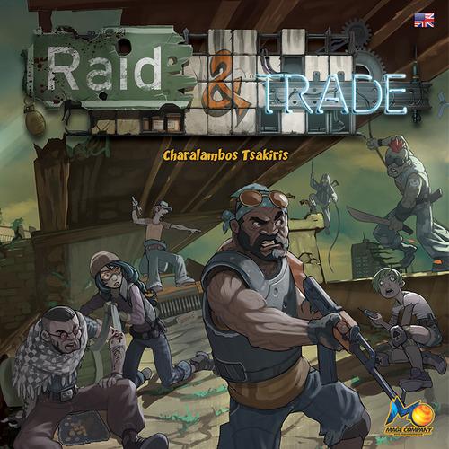 Raid & Trade startet im November auf Kickstarter