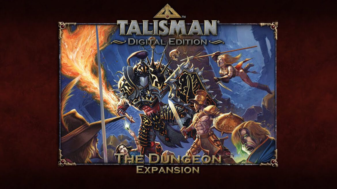 The Dungeon kommt bald für Talisman Digital