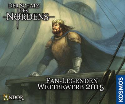 Andor sucht neue Legenden durch ein Gewinnspiel