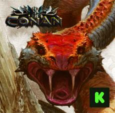 """Conan ist """"endlich"""" live auf Kickstarter"""