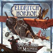 Eldritch Horror und die Mountains of Madness