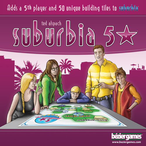 Suburbia bald zu fünft spielbar