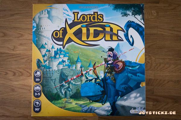Ein kurzer Blick auf: Lords of Xidit