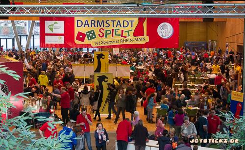 Darmstadt spielt 2015 – mein Eindruck
