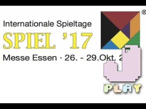 Das waren die Internationalen Spieltage Spiel '17 in Essen