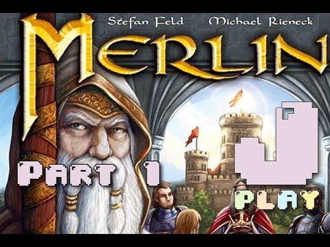 """Ein paar Runden """"Merlin"""""""