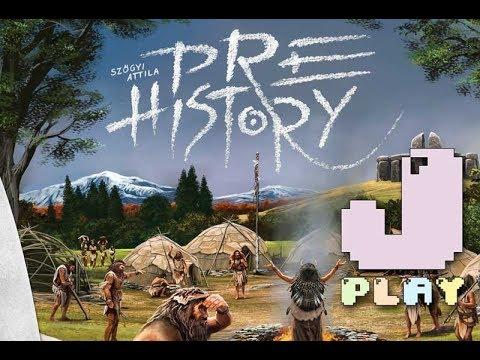 Die Steinzeit als Brettspiel? Prehistory!
