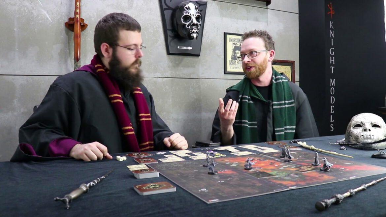 """Harry Potter kommt zurück auf Tisch – Harry Potter Miniatures Adventure Game"""" / Nachtrag"""