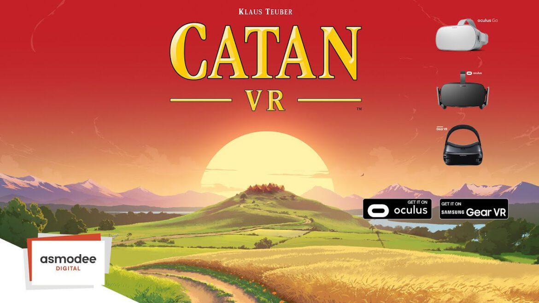 CATAN jetzt in Virtual Reality spielen