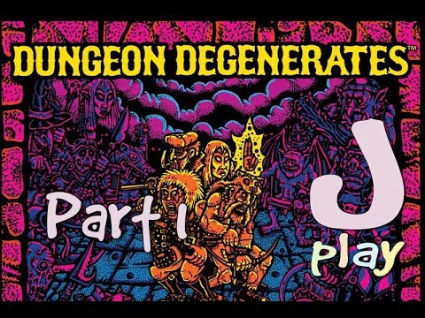 Let's Play – Dungeon Degenerates: Hand of Doom