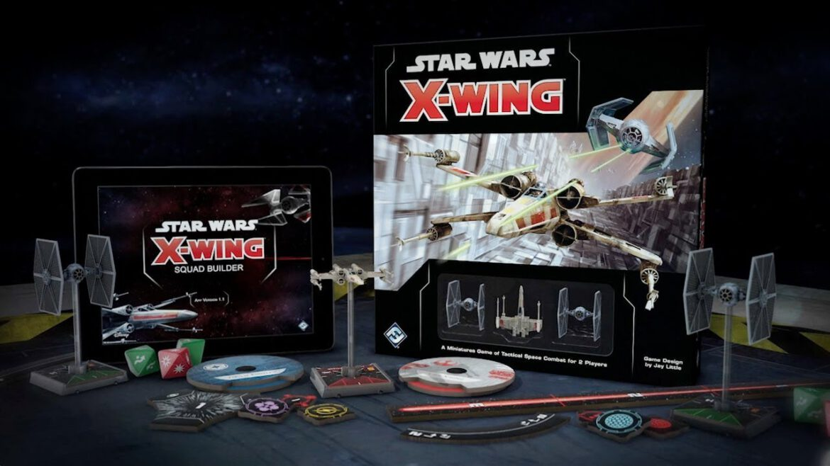 Fantasy Flight Games kündigen X-Wing 2.0 an