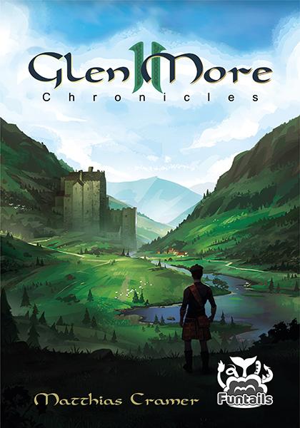 Glen More II: Chronicles (und ein neuer Verlag)