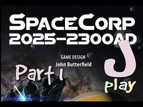 Let's Play – SpaceCorp