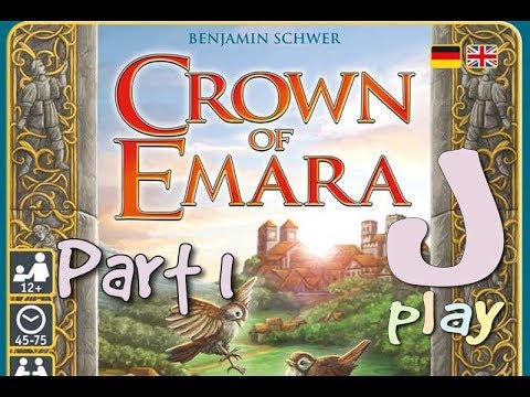 Let's play – Crown of Emara