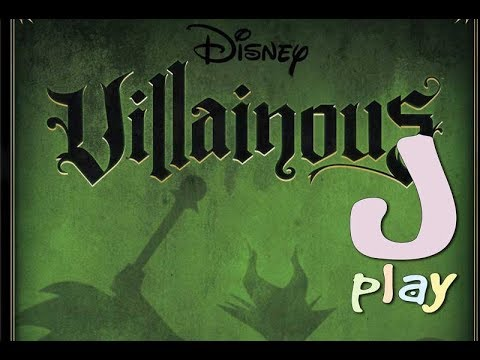 Angespielt – Disney's Villainous