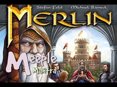 Lass spielen… Merlin (Brettspiel)