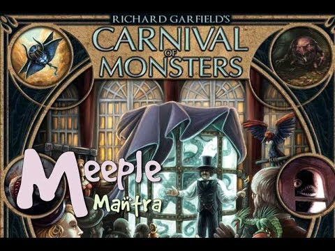 Lass spielen – Carnival of Monsters