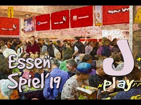 Das waren die Internationalen Spieletage – Spiel '19 in Essen