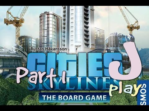 Let's play – Cities: Skylines – Das Brettspiel