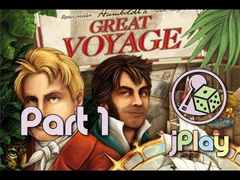 Angespielt – Humboldt's Great Voyage