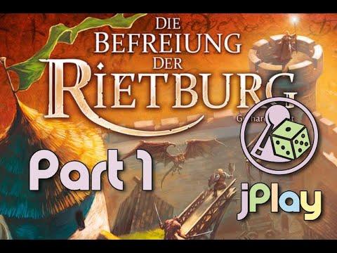 Let's Play – Die Befreiung der Rietburg