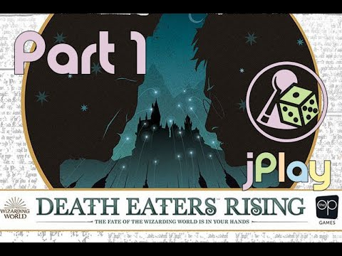 Let's Play – Harry Potter: Death Eaters Rising