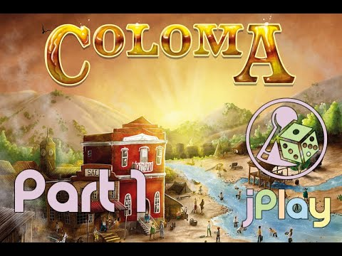Let's play Coloma (allein gegen K.I. Sam)