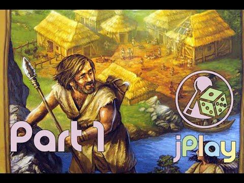 Ein Solo Mode für Stone Age (und ein Let's Play)