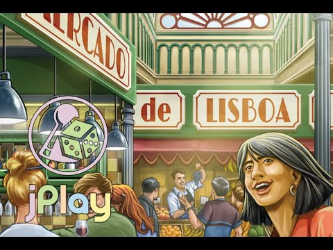 Let's play – Mercado de Lisboa