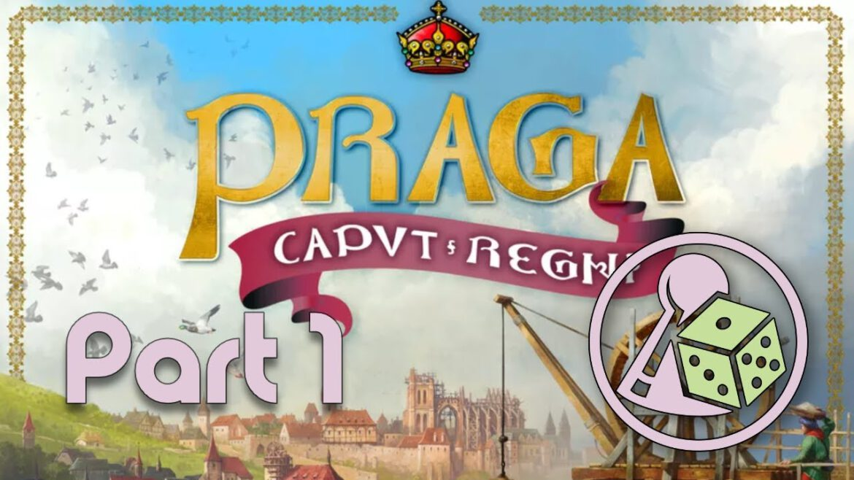 Ein kurzer Blick auf Praga Caput Regni