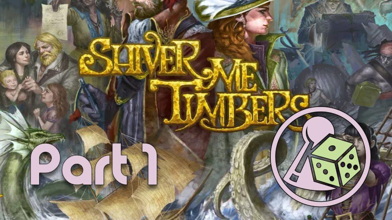 Let's play – Schrecken der Meere (Shiver Me Timbers)